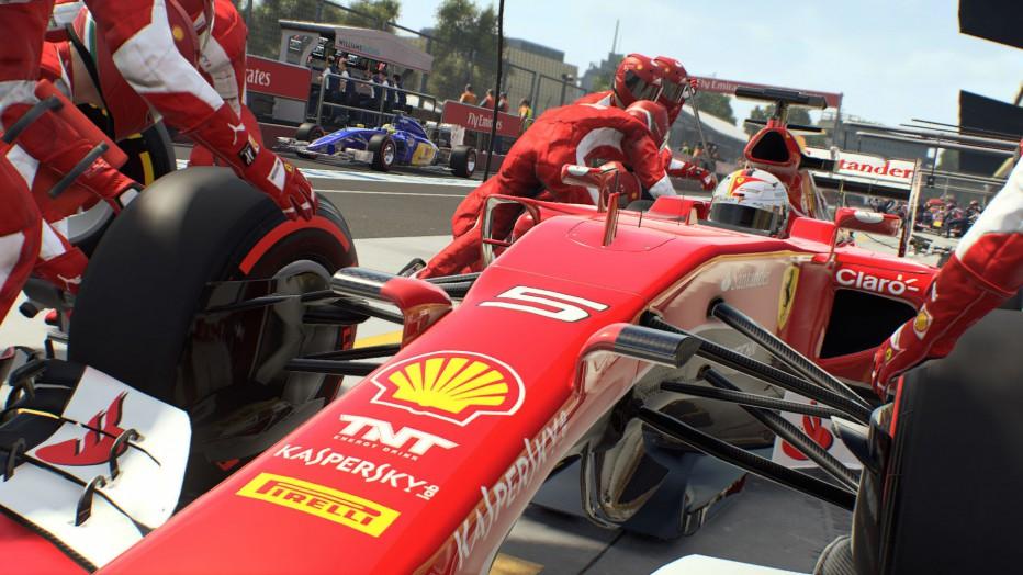 ¡Espectaculares imágenes de F1 2015!