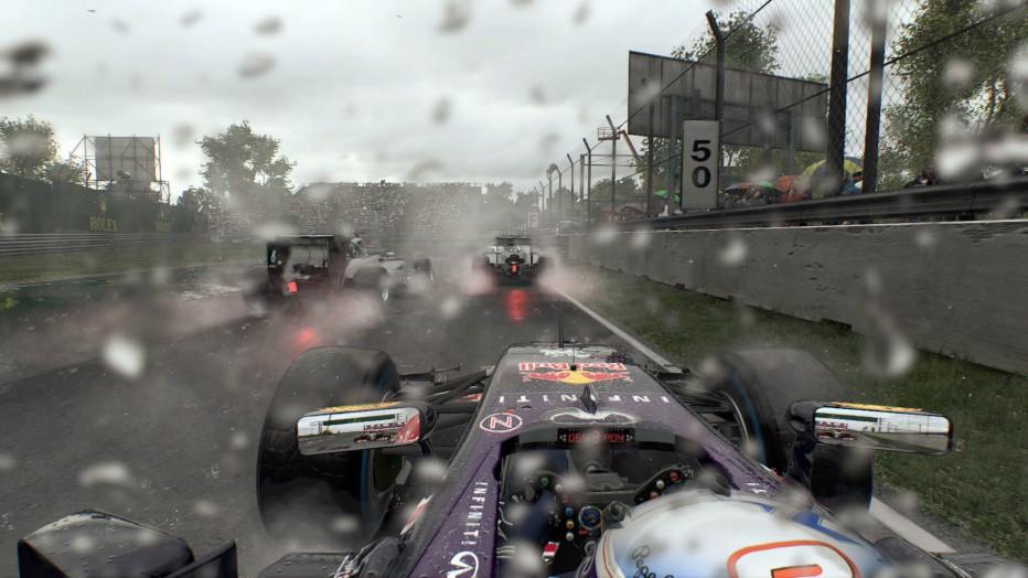 Los requisitos para F1 2015 en PC