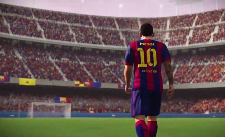 ¡Primer contacto con FIFA 16!