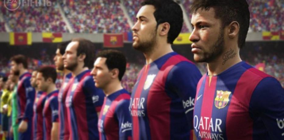 FIFA 16 ¡Primer gameplay desde la #E32015!