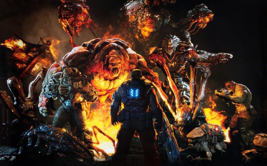 El lanzamiento de Gears of War 4 será en octubre