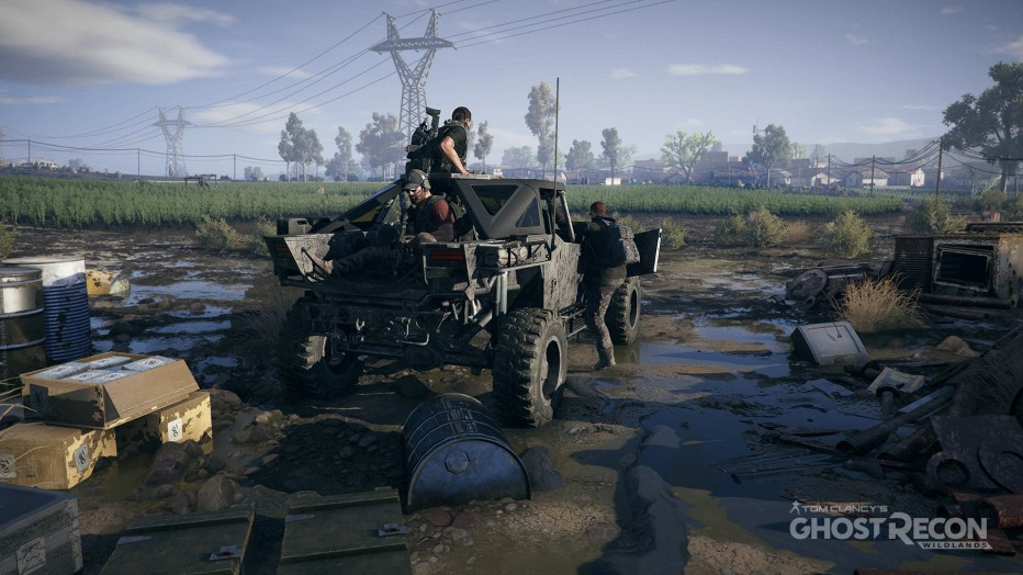 ¡Nuevo gameplay de Ghost Recon Wildlands!