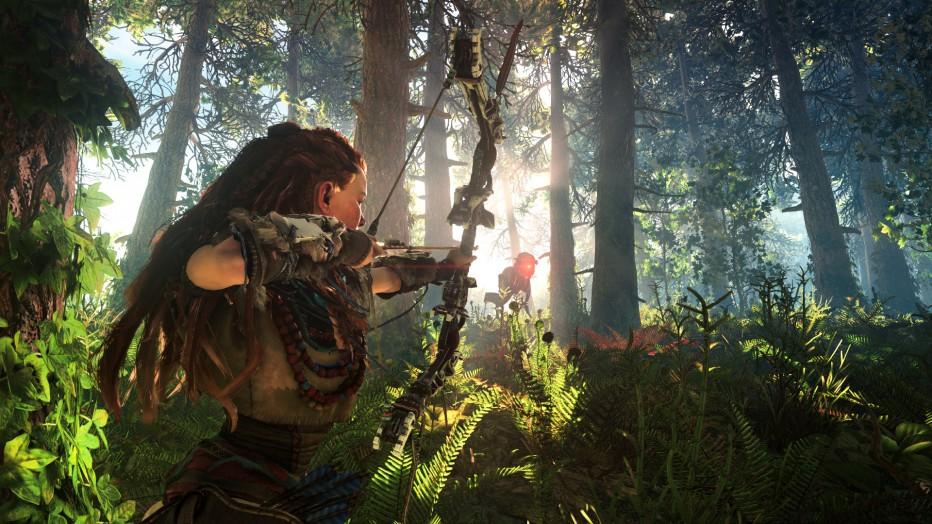 Horizon: Zero Dawn ¡nuevo gameplay extendido!
