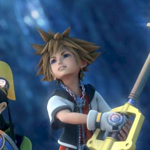 ¡Kingdom Hearts III se muestra en video!
