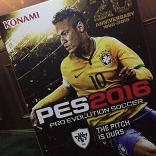 PES 2016 llegará a los 1080 en PS4 y XBOX One