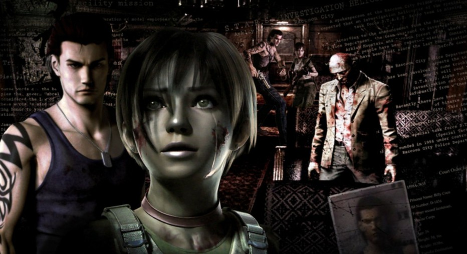 ¡Primer video de Resident Evil 0 HD Remaster!