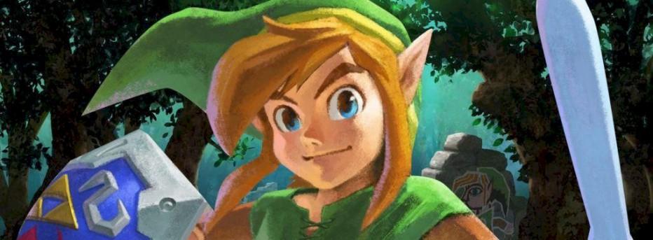 The Legend of Zelda: Tri Force Heroe se acerca
