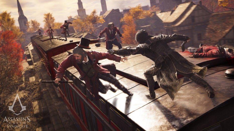 Assassin's Creed Syndicate te muestra como juega Evie Frye