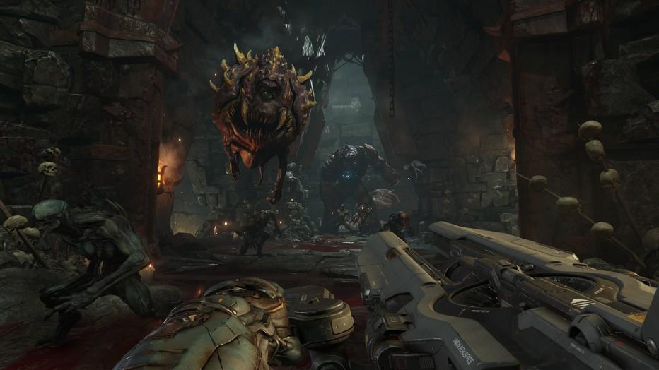 ¡Nuevas capturas de Doom!