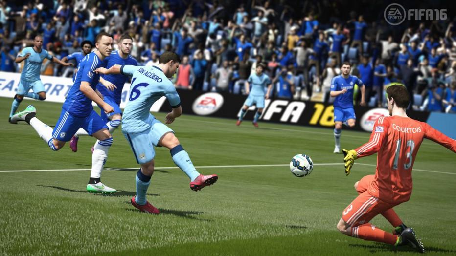 FIFA 16: los goles de la semana