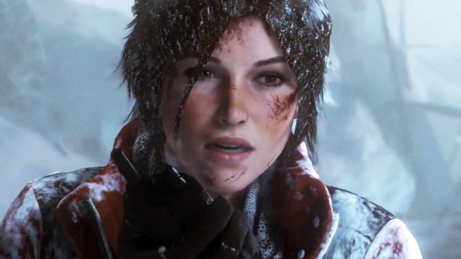 Super gameplay de Rise of the Tomb Raider