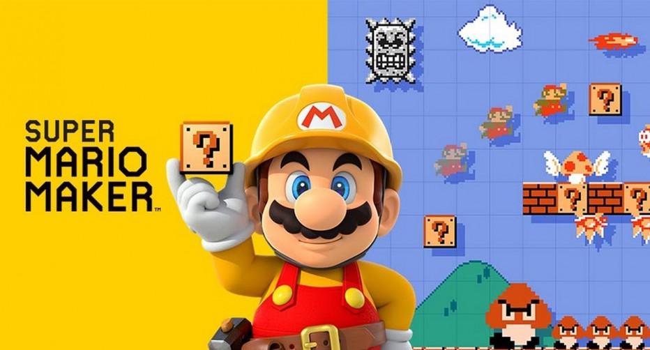 Mirá más de Super Mario Maker en movimiento
