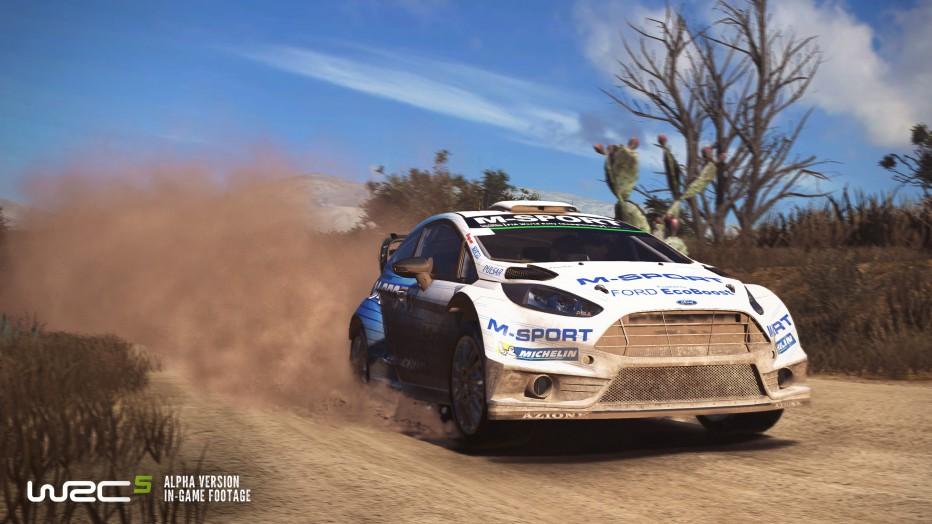 Nuevo video de WRC 5 ¡A toda velocidad!