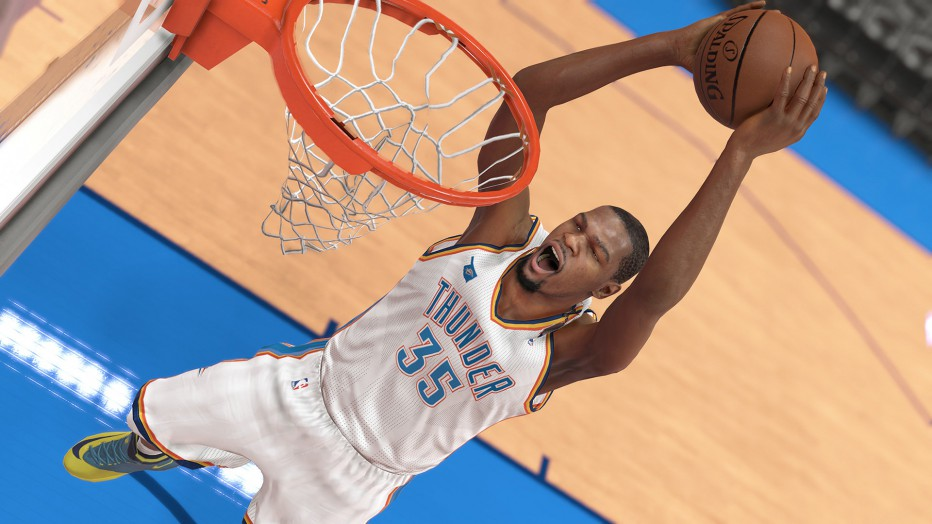 Tremendos gameplays de NBA 2k16