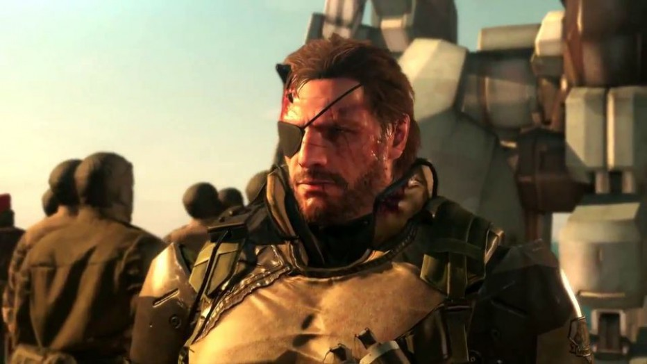 Recorre la Mother Base de MGS5