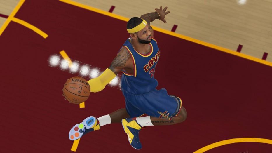 Así es el modo carrera de NBA 2K16