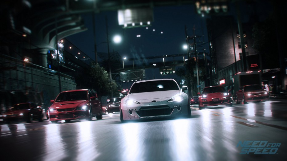 ¡Tuneando el auto con Need for Speed!