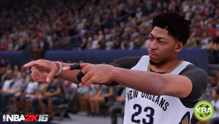 NBA 2K16: grandes momentos