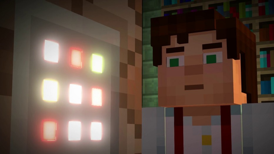 ¡Más sobre Minecraft: Story Mode!