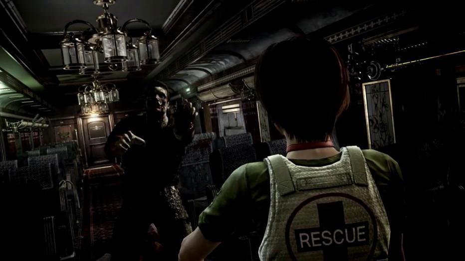 Así se hace Resident Evil ZERO HD