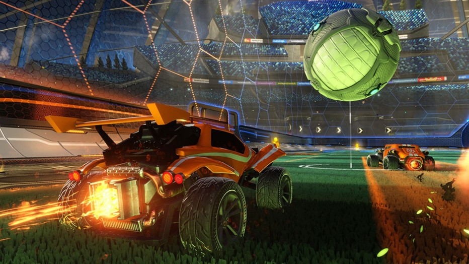 El evento Winter Games llega a Rocket League