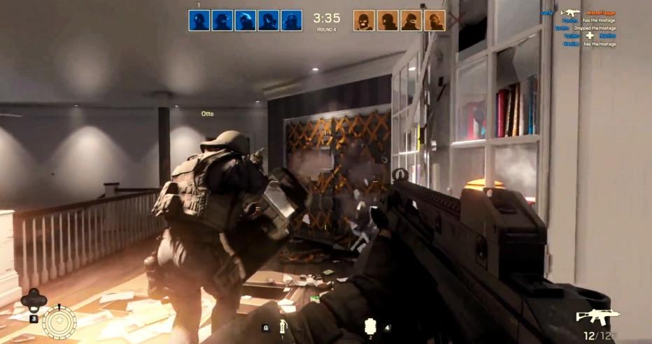 Espiamos Rainbow Six: Siege