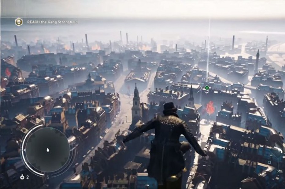 ¿Rastros del futuro en Assassin's Creed Syndicate?