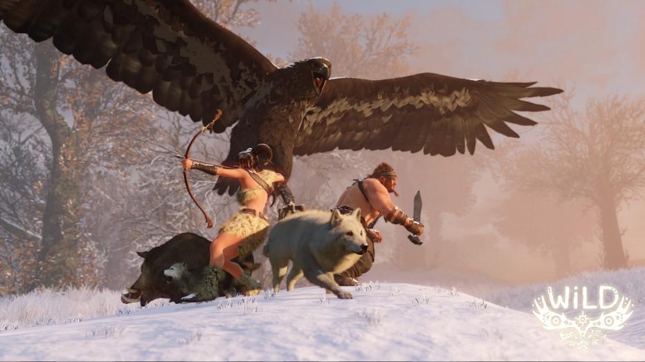 ¡Nuevo contacto con Wild para PS4!