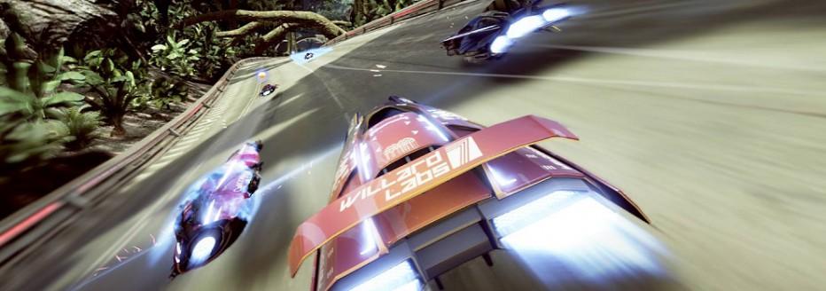 Velocidad para WiiU con FAST Racing Neo
