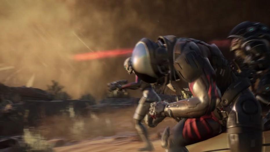 Hacé contacto con Mass Effect Andromeda