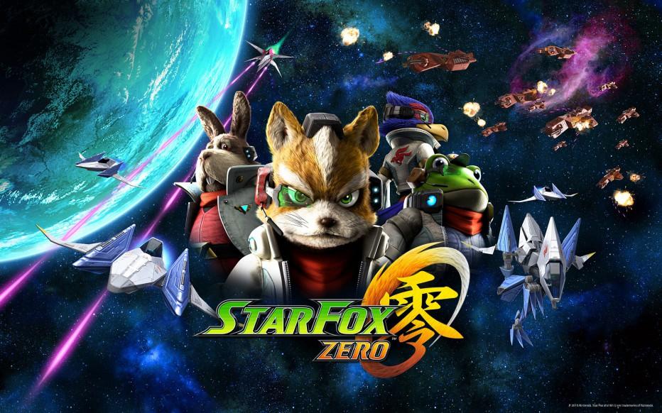 ¡Nuevo contacto con Star Fox Zero!