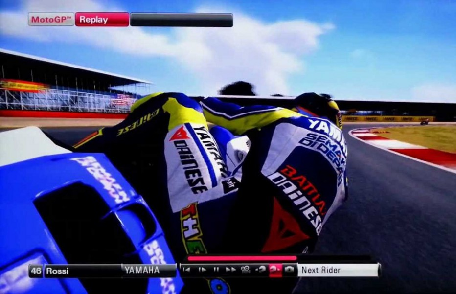 Anuncian Valentino Rossi: The Game