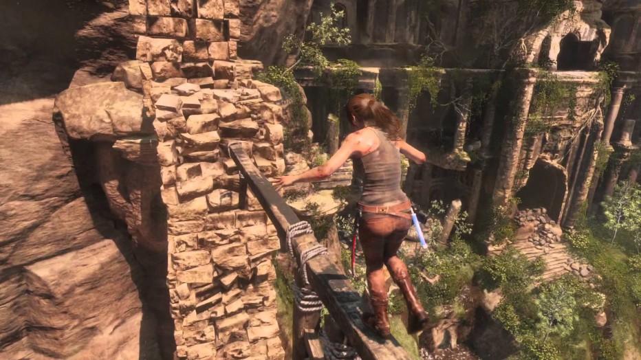 Rise of the Tomb Raider destino Siria