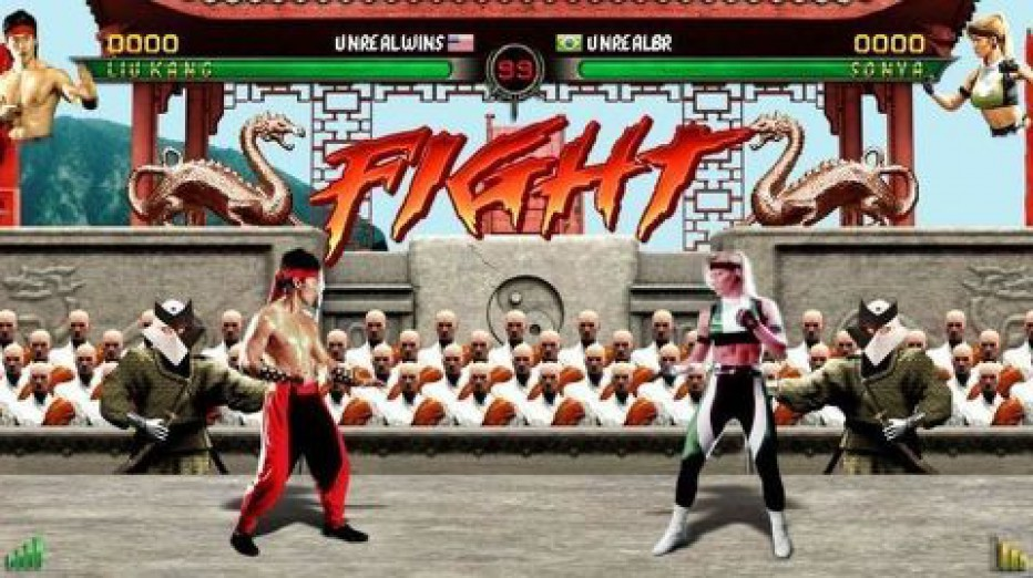 Mortal Kombat HD estuvo a punto de salir