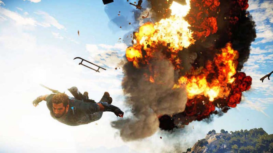 Just Cause 3 ¡kaboom!