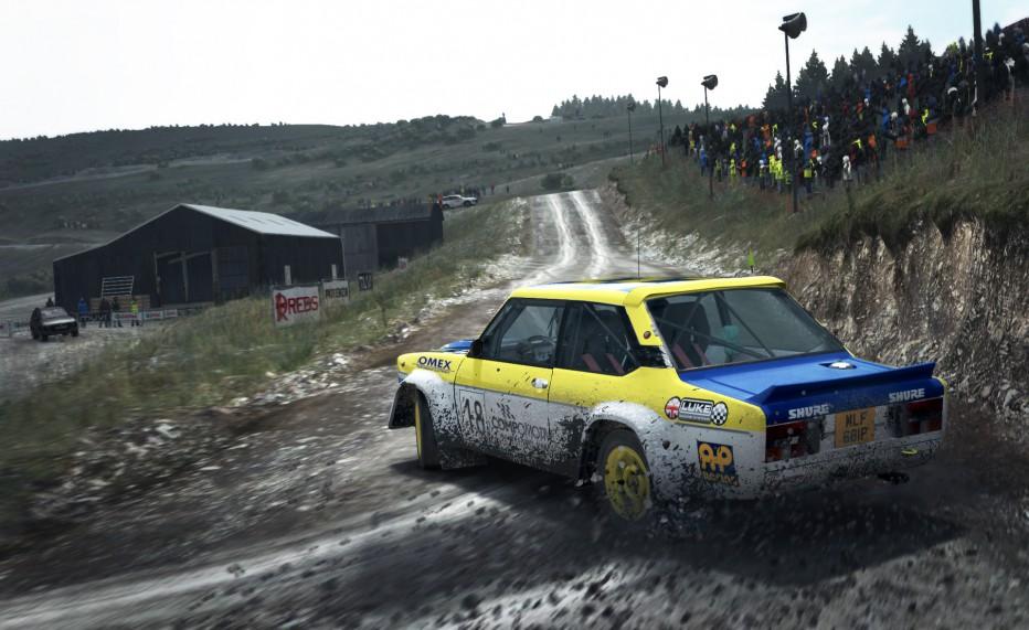 El lanzamiento de Dirt Rally es…