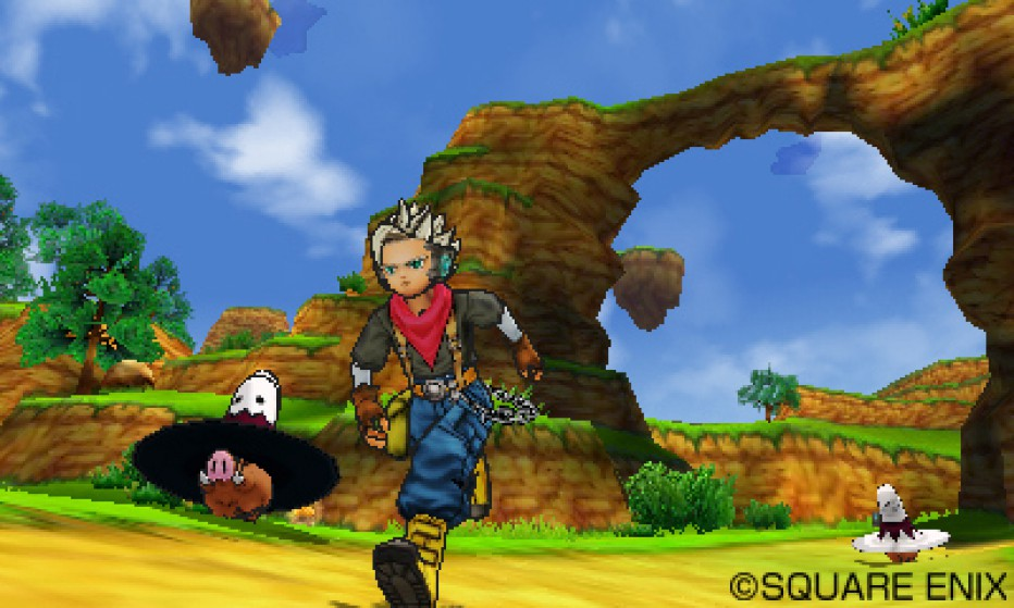 Así es Dragon Quest Monster Joker 3
