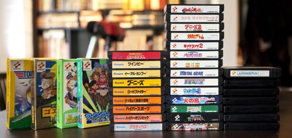 Repasamos la historia de Konami