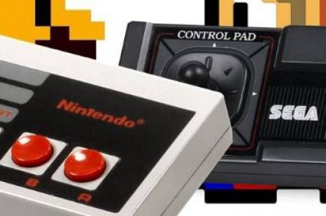 Los 8 bits de Nintendo y Sega