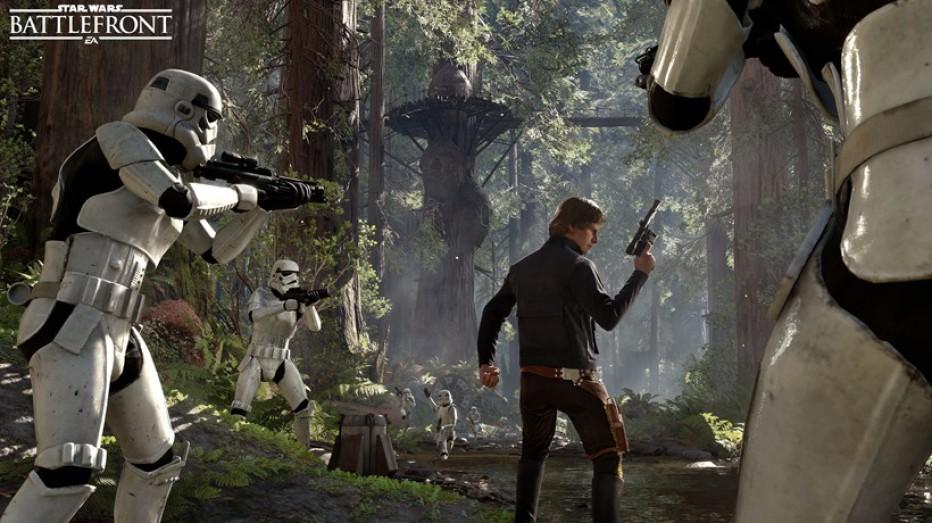 Curiosidades de Star Wars Battlefront