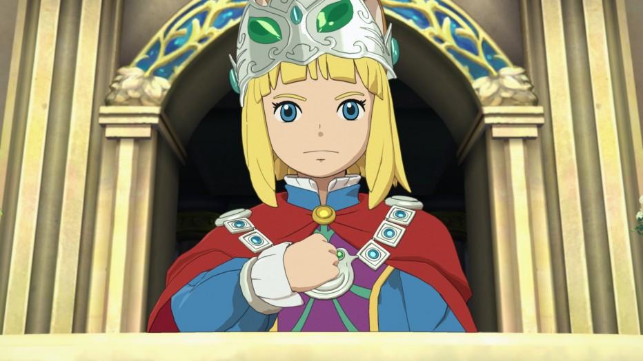 Presentan 'Ni No Kuni II: Revenant Kingdom'