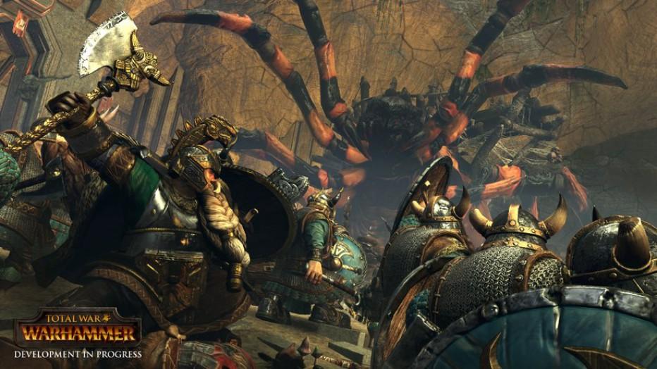 Total War Warhammer Gameplay extendido