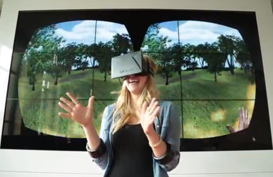 Oculus Rift ya tiene precio en EEUU