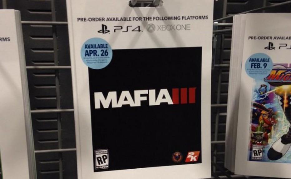 Mafia 3 afila su lanzamiento