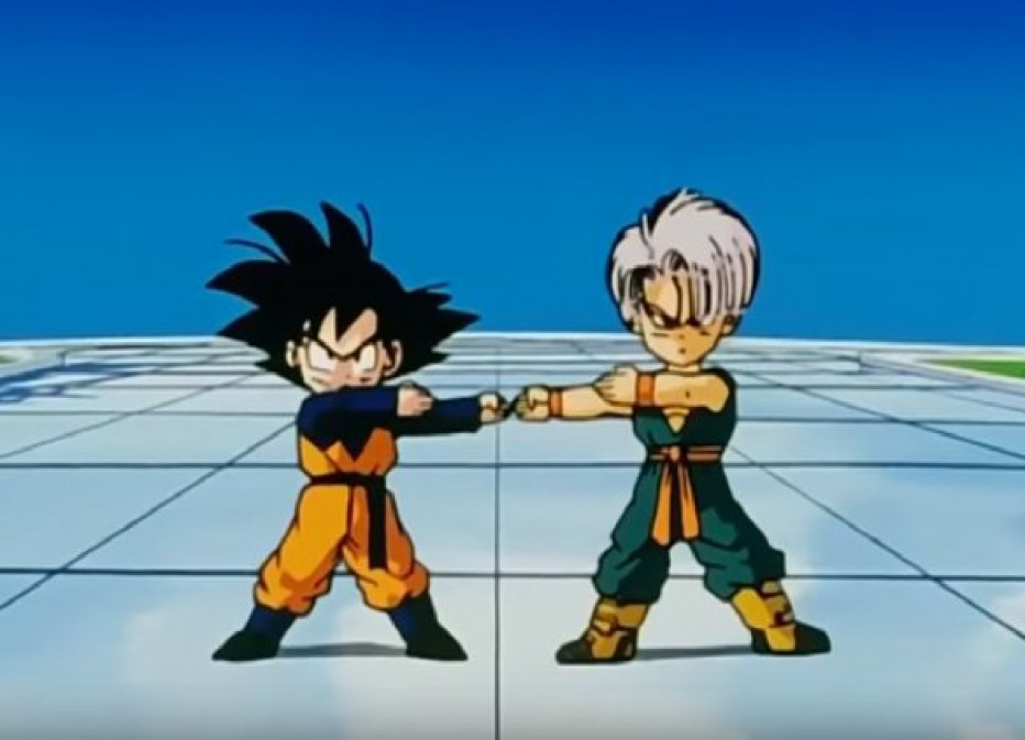 Anuncian Dragon ball Project Fusion