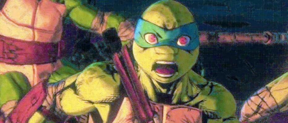 ¡¡¡Lo nuevo de las Tortugas Ninja en video!!!
