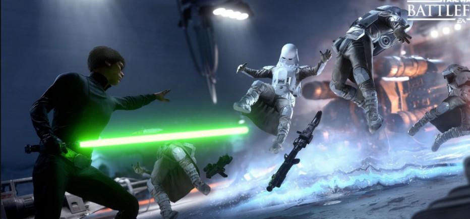 Nuevos contenidos para Star Wars Battlefront