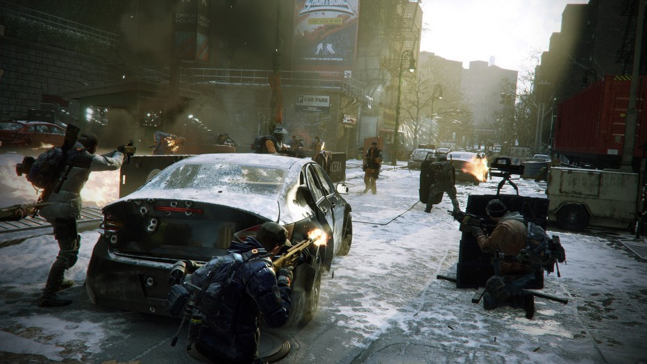 2 horas de juego en THE DIVISION (beta)