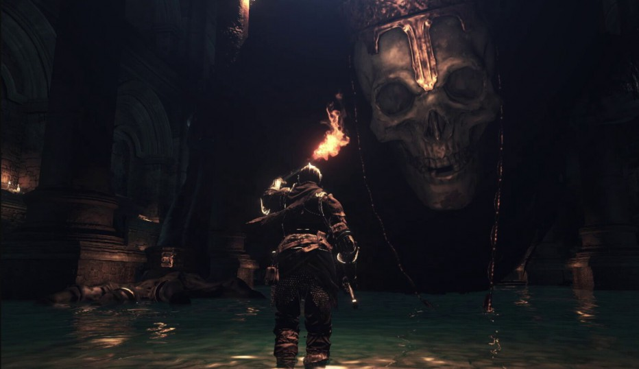 Mirá la intro de Dark Souls 3