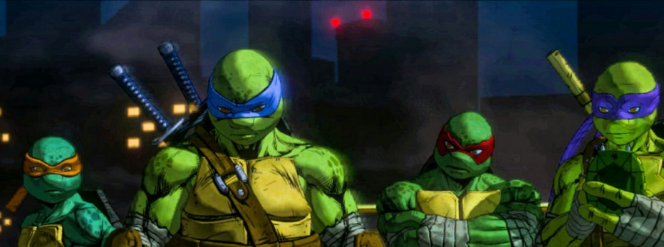 Así lucha Leonardo en TMNT: Mutants in Manhattan